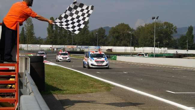 Torelli comanda la classifica della Green Hybrid Cup