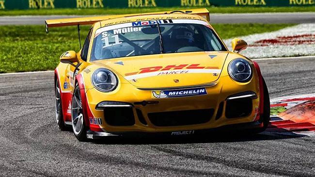 Mueller domina e vince a Monza