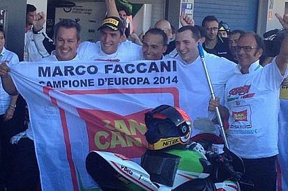 Marco Faccani sbanca anche Jerez ed è campione!