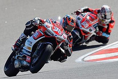 Leandro Mercado domina le qualifiche di Jerez
