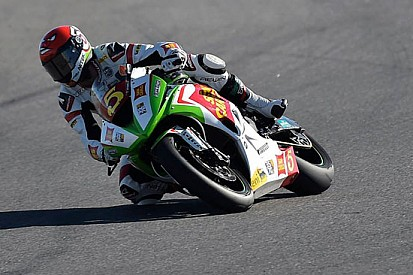 Marco Faccani parte subito a razzo a Jerez