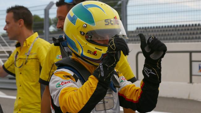 Alberto Bassi senza rivali in Gara 1 al Paul Ricard