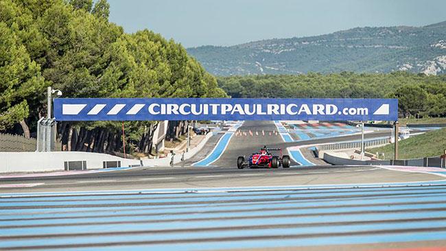 Piero Longhi in pole position