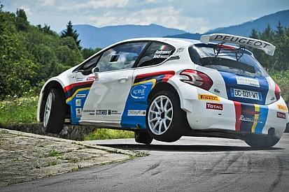 Albertini show al debutto sulla Peugeot 208 T16