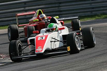 Andrea Fontana dominatore di Gara 2