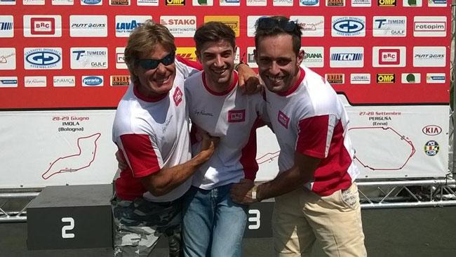 Gabriele Torelli conquista la pole al Nurburgring