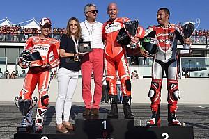WDW: Laconi vince la Drag Race tra i piloti Ducati