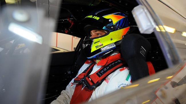 Prima volta a Silverstone per il leader GTS Roda