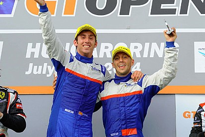 Ombra Racing grande protagonista all'Hungaroring
