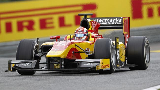 Marciello inizia alla grande il weekend di Silverstone