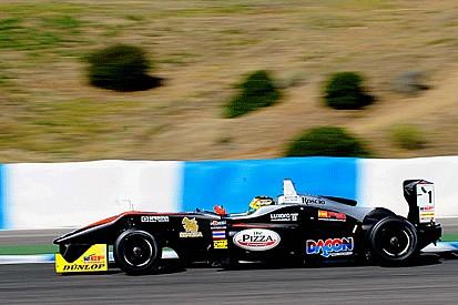 Stuvik domina Gara 1 a Jerez