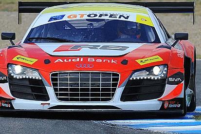 Campaniço, pole a sorpresa su Audi R8
