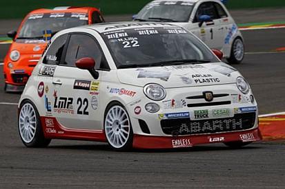 Niklas Lilja porta a casa la pole a Spa-Francorchamps