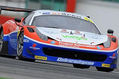 Stefano Costantini punta al podio anche a Jerez