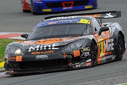 Esclusa da gara 2 la Corvette di Hamilton e Sijthoff