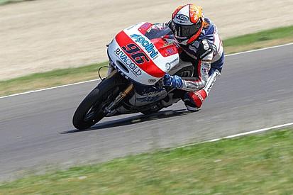 Manuel Pagliani domina Gara 2