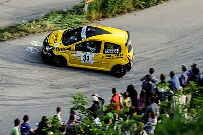 Prima vittoria assoluta per la Renault Twingo R2!