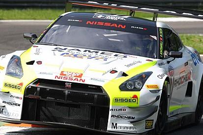 La Nissan GT-R debutta con un quinto posto a Monza