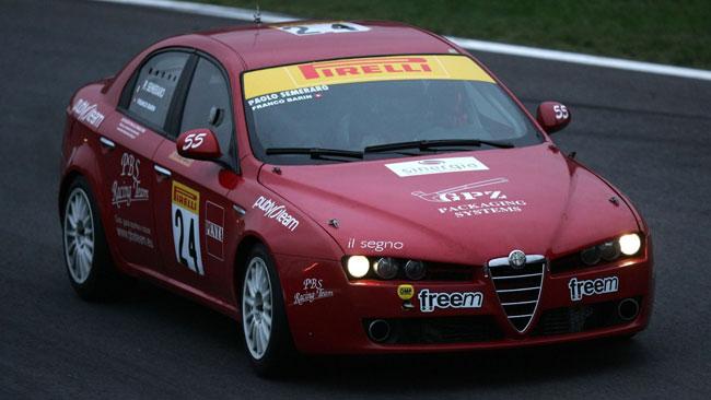 A Monza si rivede lo svizzero Franco Barin