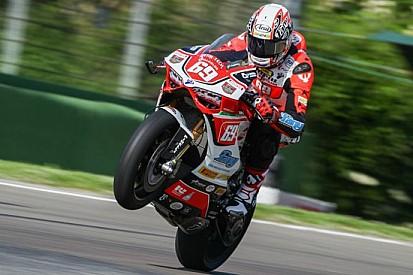 Jezek fiero di aver vinto ad Imola con una Ducati