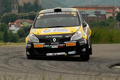 Bis di Roberto Vescovi al Rally del Taro nell'IRC