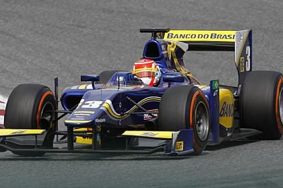Prima vittoria in GP2 di Nasr in gara 2 a Barcellona