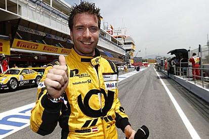 Phillip Eng scatterà dalla pole position a Barcellona
