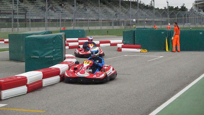 Imola: Filippi vince la Sprint Race dedicata a Senna