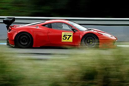 Andrea Piccini al posto di Ruberti al Nurburgring