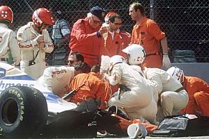 """Salcito: """"Ho tagliato il cinghino del casco di Senna"""""""