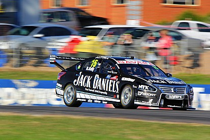 Kelly car switch for Malaysian V8 races