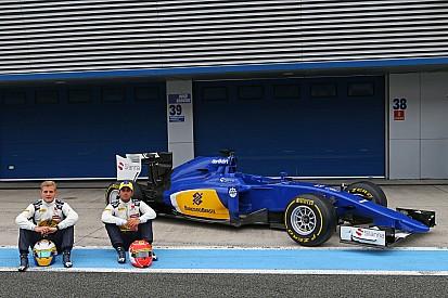 Officiel - Ericsson et Nasr restent chez Sauber pour 2016