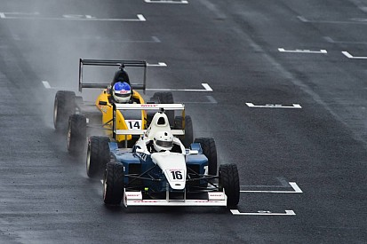 MRF FF1600 action resumes in Chennai