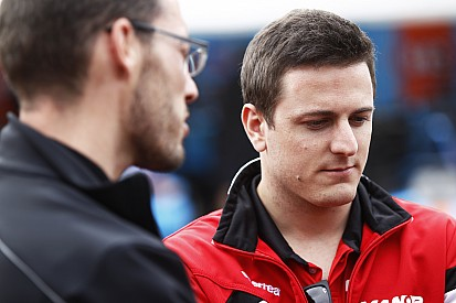 Leimer to make FP1 debut with Manor