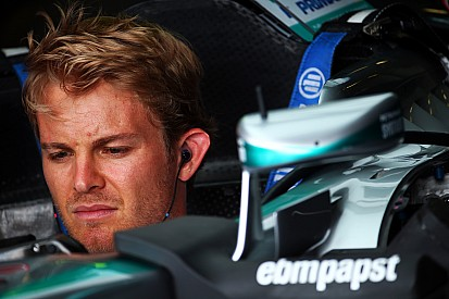 Rosberg says he is still struggling with brakes