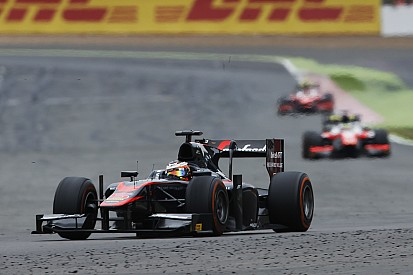 Hungaroring: GP2 prepared for the fifth round of the 2015 season