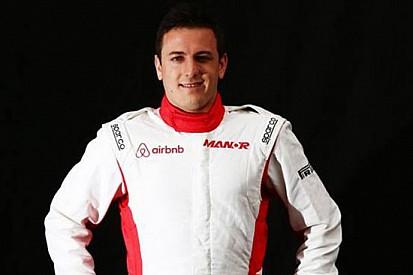 Fabio Leimer sulla Manor nelle Libere 1 in Ungheria
