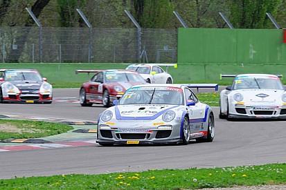 La Targa Tricolore Porsche sbarca a Vallelunga