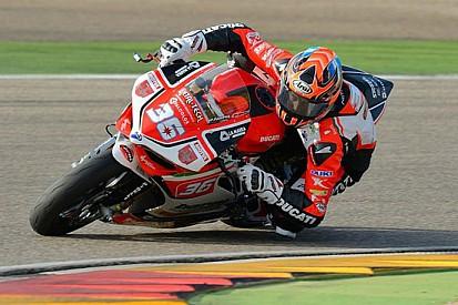 Mercado contento di aver vinto alla prima con Ducati