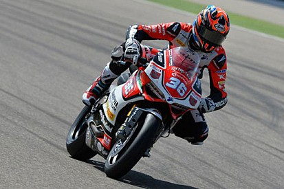 Tati Mercado in pole ad Aragon nella doppietta Ducati