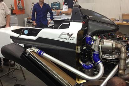 Lunedì debutta a Vairano la Tatuus di Formula 4