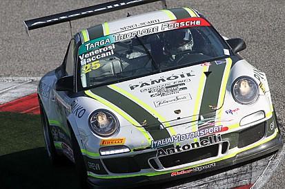 Il 2014 della Antonelli Motorsport parte da Imola