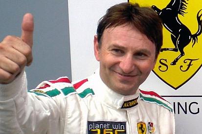 Andrea Montermini difenderà il titolo nel GT Open