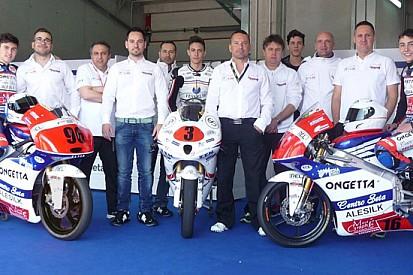 Presentato il team MT Racing Honda 2014
