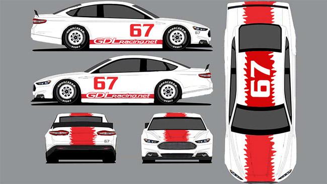 La GDL Racing debutta anche nella NASCAR Whelen