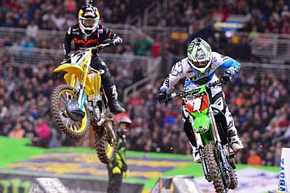 James Stewart batte ancora Villopoto a St. Louis