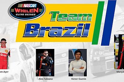 Il Team Brazil arriva nella NASCAR Whelen