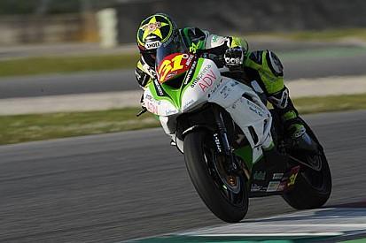 Bolognesi salta nel CIV Supersport su una Kawasaki