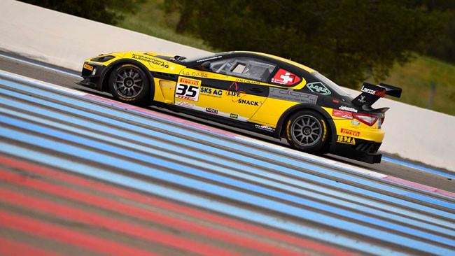 Swiss Team conferma l'impegno nel Trofeo Maserati