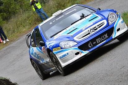 Una Citroen Xsara WRC della D-Max per Simone Miele